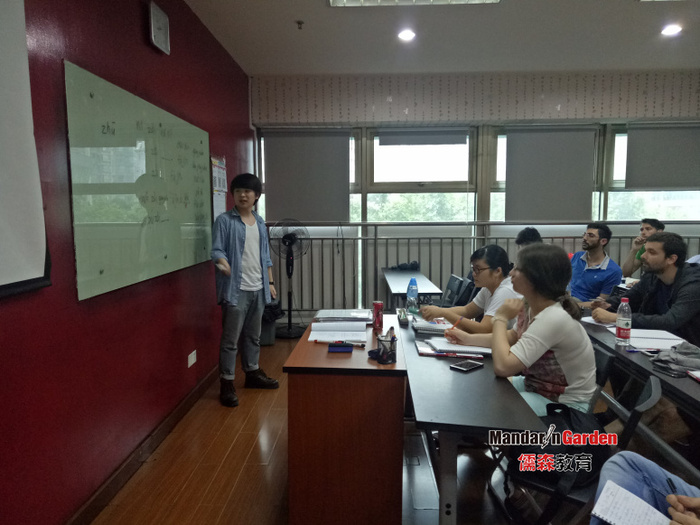 Chinese Language Training in Shanghai